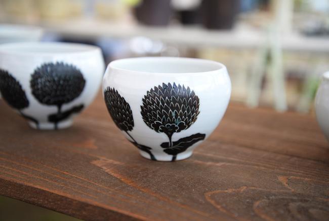 松本郁美のアザミのカップ