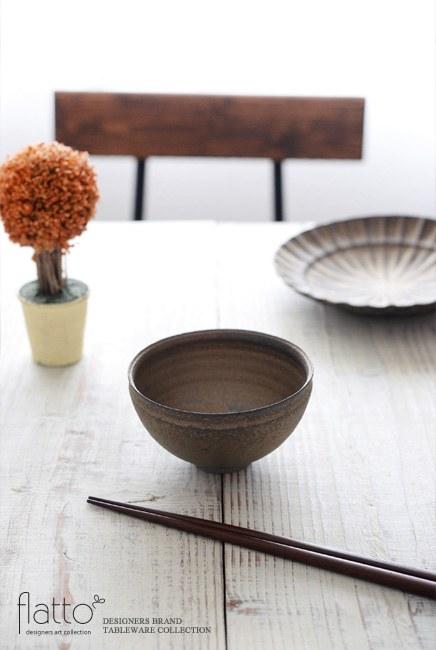 水野幸一の銅彩釉姫茶碗