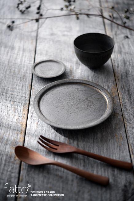トキノハのshiro-kuroシリーズでテーブルコーディネート