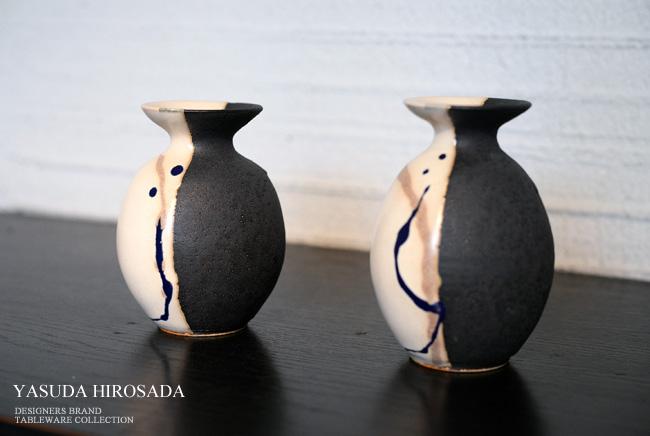 安田宏定の和食器「酒器」
