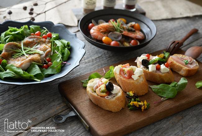 和食器と料理