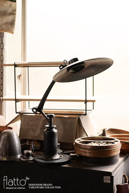 羽生直記さんのランプシェード