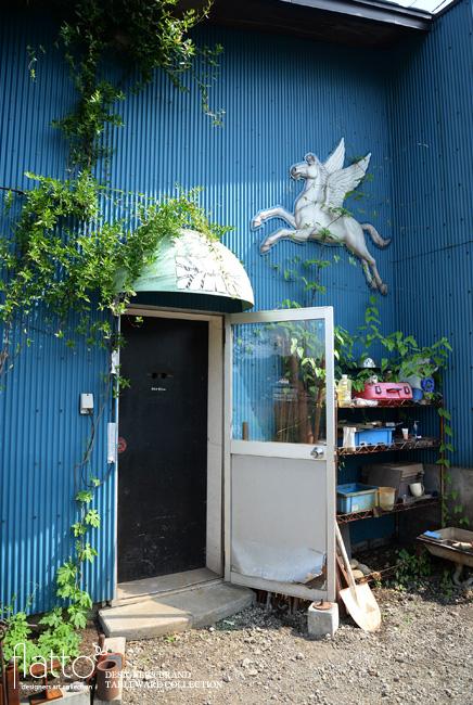 羽生直記さんの工房スタヂオサニー