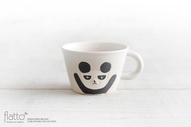 宮崎孝彦さんのマグカップ(パンダ)