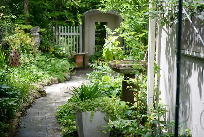 flatto(フラット)の庭園
