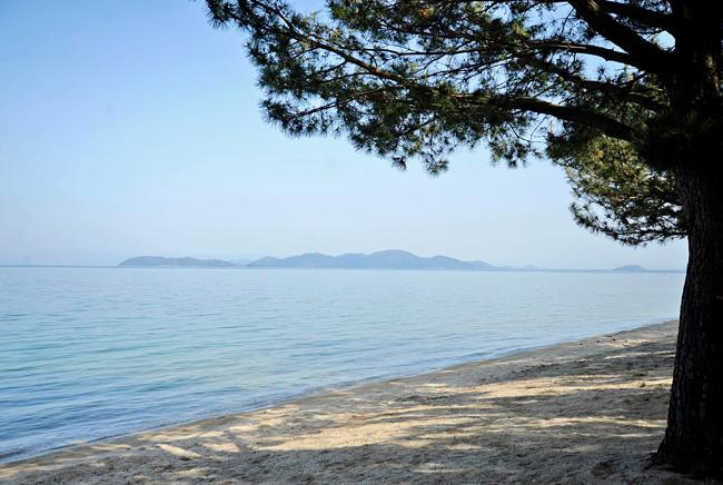 flattoに来たついでに琵琶湖観光