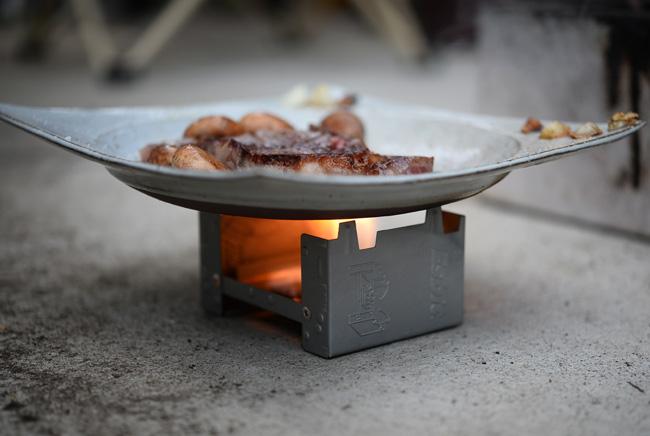 耐熱のうつわの直火使用