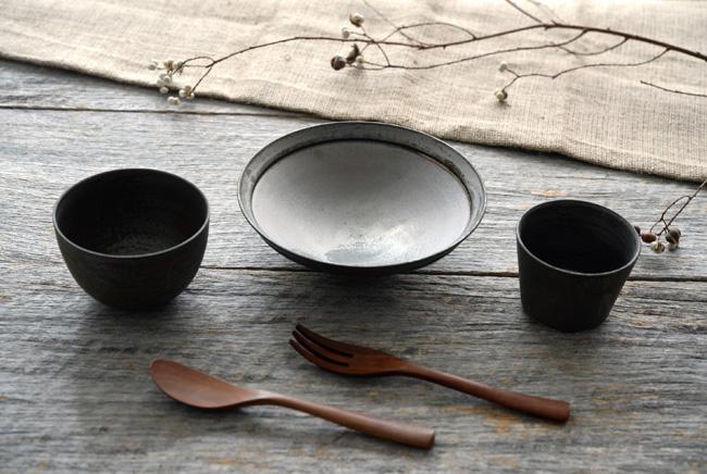 トキノハ shiro-kuroシリーズの器