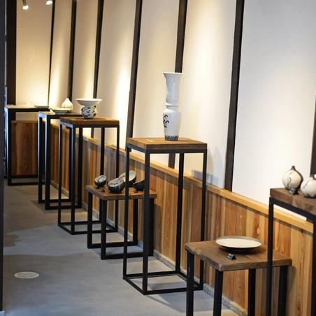 町家 Gallery cafe 龍の回廊