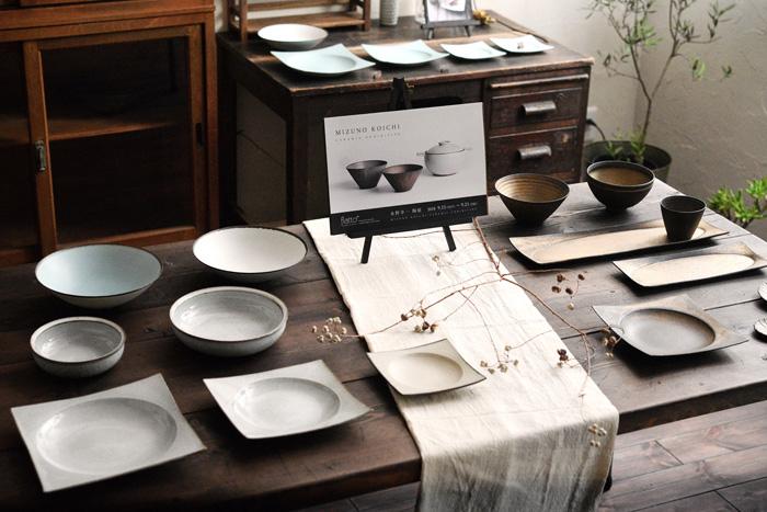 陶芸作家の個展・展示会